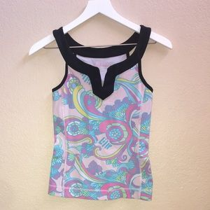 Lilly Pulitzer active top
